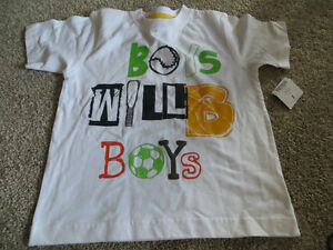 2 BNWT boys size 5 t-shirts Kitchener / Waterloo Kitchener Area image 1