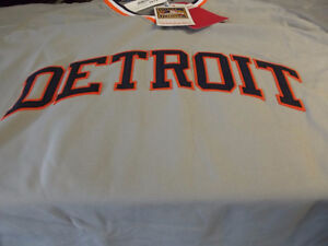 N.W.T. MITCHELL & NESS LANCE PARRISH JERSEY SIZE LARGE Windsor Region Ontario image 4
