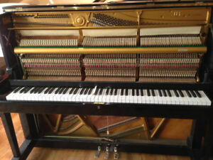 Professional piano tuning and moving