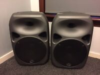Wharfedale Pro Titan 15 active PA speakers (PA System)