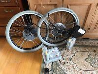 Wheelchair SD Motion Assist