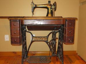 Machine à coudre Signer 1880
