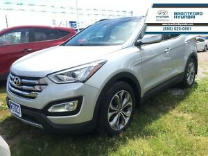 2014 Hyundai Santa Fe Sport NAVIGATION | 1-OWNER | LEATHER | AWD