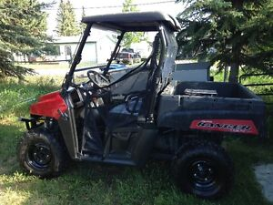 2013 polaris ranger side by side