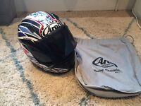 Arai Astro/j helmet