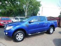Ford Ranger 2.2TDCi ( 150PS ) ( EU5 ) 4x4 Double Cab Limited