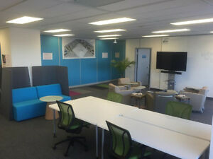 Co-Working space, lowest prices around at ConnexionWorks