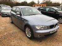 BMW 118 2.0 SE, Automatic
