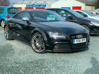 2011 61 Plate Audi TTS S Line Black Edition Quattro 2.0 TFSI Manual 71,000 Miles
