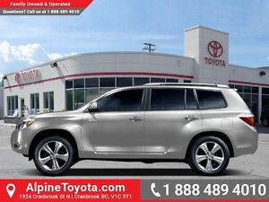 2009 Toyota Highlander LE AWD Convenience  LEATHER SEATING , ALL