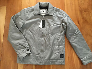 "New! Quicksilver ""Billy"" jacket. Men's size medium Kitchener / Waterloo Kitchener Area image 1"