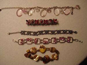 Ladies Bracelets.