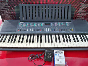 YAMAHA KEYBOARD MODEL PSR 300