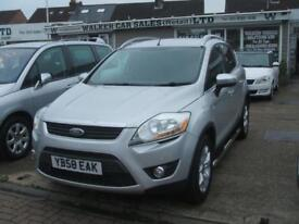 Ford Kuga Zetec Tdci Awd DIESEL MANUAL 2009/58
