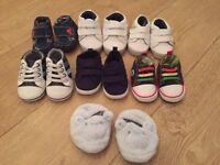 Baby boys shoe bundle
