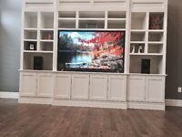 Custom Wall Units, Mantels & Surrounds, Bars, and much more