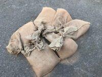 Free Sandbags x 6