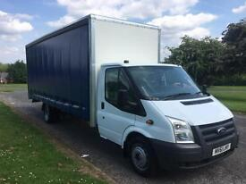 Ford Transit 3.5T 20ft 6m Curtain Side 20FT *New Body*