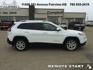 2015 Jeep Cherokee North   - Uconnect 8.4A