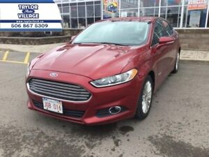 2013 Ford Fusion Hybrid SE  Leather Seats,Heated Front Seats,Bac