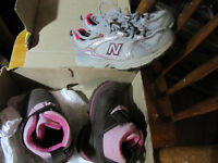 souliers running shoes
