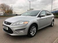 20011 11 FORD MONDEO 2.0 TDCI 163 ZETEC GOOD MOT STUNNING CONDITION AND DRIVE PX