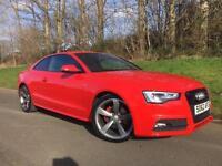 2013 Audi A5 2.0 TDI Black Edition 2dr