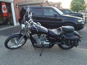 Honda Shadow Spirit Cruiser