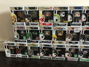 Funko Pop Exclusives