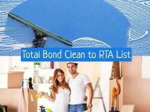 Bond Clean | Carpet Clean   | Pest | Repair | Paint | Garden