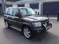 05 Mitsubishi Shogun Pinin 2.0 GDI Warrior low mileage