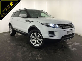 2012 RANGE ROVER EVOQUE PURE TECH TD4 ESTATE SERVICE HISTORY FINANCE PX WELCOME