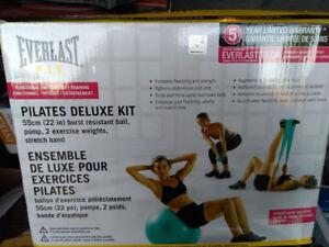 Everlast Pilates Deluxe Kit