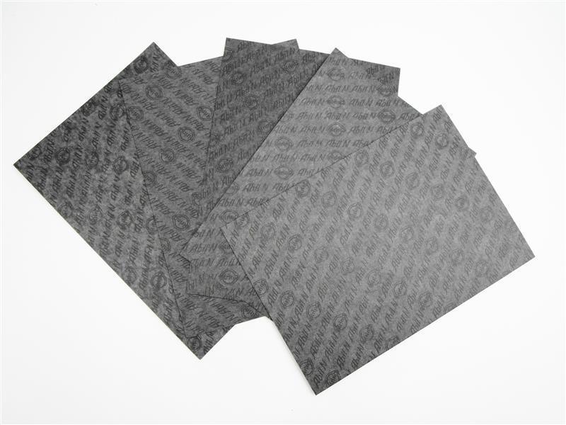 SET 5 Bogen Dichtungspapier ABIL N 0,25 0,50 0,75 1,00 1,5mm A4 300x210mm