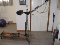 FOR SALE:Nordic Track (cross-country ski) machine & instructions