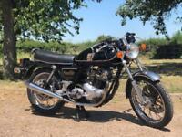 Norton Commando 850 MKIII 1976 Electric Start. Classic British Motorcycle
