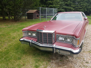 1979 Mercury Cougar 7XR for Sale