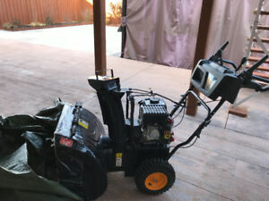Brand new Snow blower- Poulan Pro