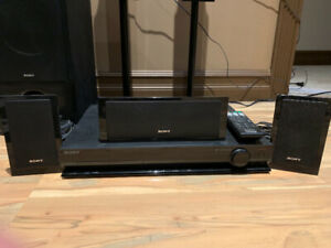 Sony 5.1 Surround Sound Stereo
