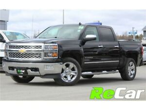 2014 Chevrolet Silverado 1500 LTZ | CREW | HEATED/COOLED LEATHER