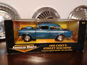 Chevy 1955 street machine