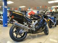 Honda CBR900 Fireblade 1996 Only 28k Miles ART and Standard Exhausts