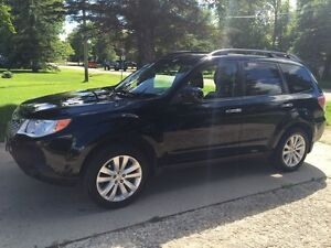 2011 Subaru Forester - 85 000km private sale