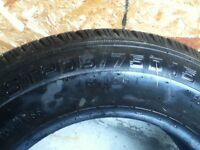 2 Trail Masters Trailer Tires