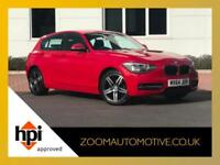 2014 BMW 1 SERIES 118d Sport 5dr Step Auto