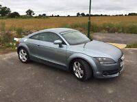 Audi TT mk2 coupe.