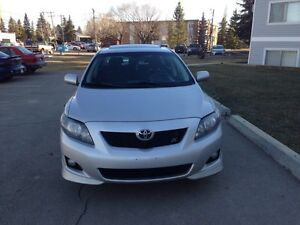 Toyota Corolla S 2010 Need to Sell ASAP