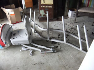 sterling stairlift complete set up in great cond Kitchener / Waterloo Kitchener Area image 2