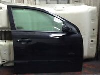 VAUXHALL ASTRA H DOORS 2007 MODEL