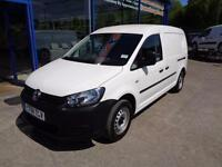 2012 VOLKSWAGEN CADDY MAXI C20 TDI LWB CAR DERIVED VAN DIESEL